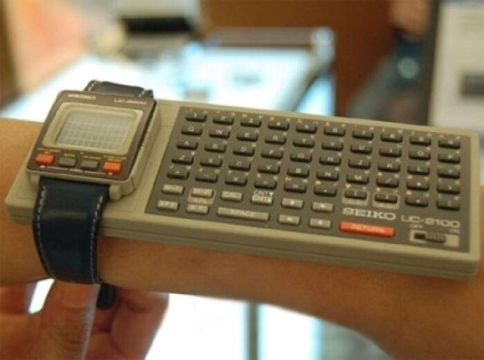 """Смарт-часы"" из 1984-го"