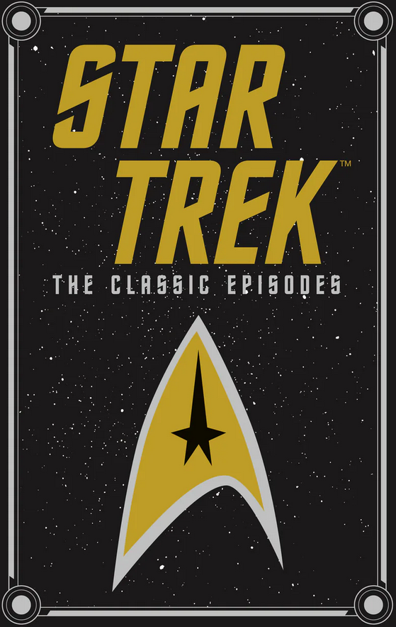 'Star Trek: The Classic Episodes' by James Blish