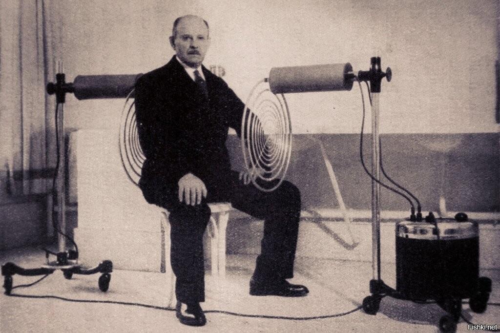 Инженер Георгий Лаховский. Волновая теория здоровья